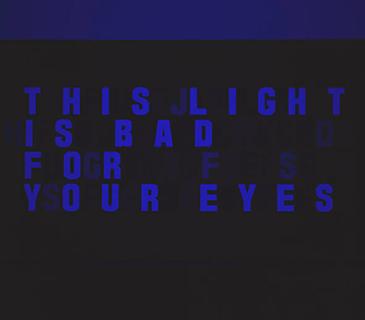 OLED LAB Bluelight Test 편