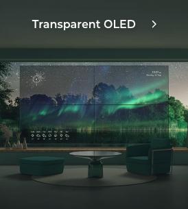 Transparent OLED