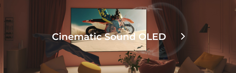 Cinematic Sound OLED